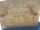 Julia Rose <I>McLaughlin</I> White