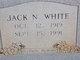 Jack Nelson White