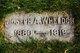 Joseph A Wheldon