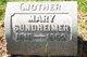 Mary Sundheimer