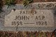 John Godfred Asp