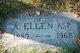 A Ellen Asp