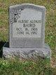 Profile photo:  Albert Alonzo Baird