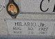 Hilario Chapa, Jr