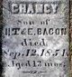 Chancy Bacon