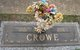 Clovis Marion Crowe Sr.