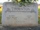 Sallie Ann <I>Malone</I> Thornton