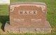 Profile photo:  Ida L. <I>Gall</I> Mack
