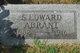 Samuel Edward Abrant