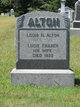Profile photo:  Lucie <I>Frasher</I> Alton