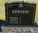 Harold Epstein