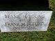 Profile photo:  Bessie <I>Young</I> Buford