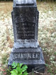 Profile photo:  Elizabeth A <I>Dryden</I> Chandler