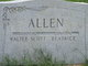Walter Scott Allen