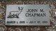 Profile photo:  John M. Chapman