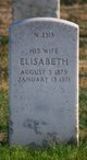 Profile photo:  Elizabeth Harvison