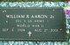 William R Aaron Jr.