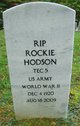 Profile photo:  Rip Rockie Hodson