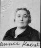 Anna <I>Olstein</I> Kabat
