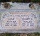 "Profile photo:  Elsie Jane ""Jane"" <I>Hoffman</I> Ainger"
