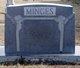 "Profile photo:  Alfred Monroe """"Munn"""" Minges"