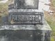Rev George W Farrington