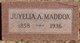 "Jurelia Ann Rebecca ""Rily"" <I>Buchanan</I> Maddox"