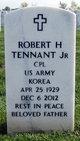 "Robert Hamilton ""Bob"" Tennant, Jr"
