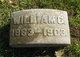 """William Gillette """"Will"""" Smith"""