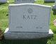 Profile photo:  Bessie <I>Rubin</I> Katz