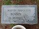 Marvin Napoleon Boykin
