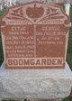 """Ettje """"Ethel"""" <I>Winterland</I> Boomgarden"""