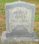 Profile photo:  Mary Jean <I>Dean</I> Abner