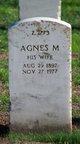 Profile photo:  Agnes M Reilley