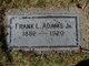 Frank L Adams, Jr