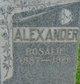 Profile photo:  Rosalie <I>Bruce</I> Alexander