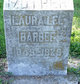 Laura Lee <I>McIntire</I> Barbee