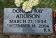 Profile photo:  Donald Ray Addison