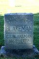 Profile photo:  Charles Edward Blakeman
