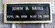 John B Brill