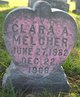 Profile photo:  Clara A Melcher