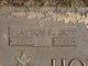 """Layton Pierce """"Light Bulb"""" Holsinger, Jr"""
