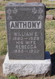 "Profile photo:  William E. ""W.E."" Anthony"