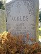 Profile photo:  Albert Ackles, Jr