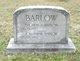 Willie Josephine <I>Arnall</I> Barlow