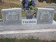 Fannie Geraldine <I>Earp</I> Payton