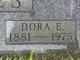 Dora E Jones