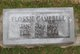 Profile photo:  Flossie Pearl <I>Spaulding</I> Campbell