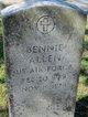 Profile photo:  Bennie Allen
