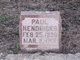 Paul Hendricks